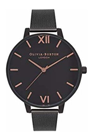 Olivia Burton Womens Analogue Japanese Quartz Watch with Stainless Steel Strap OB15BD83
