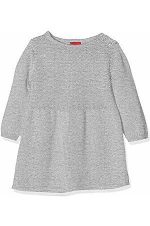 s.Oliver Baby Dresses - Baby Girls' 65.908.82.2989 Dress, ( Melange 9400)