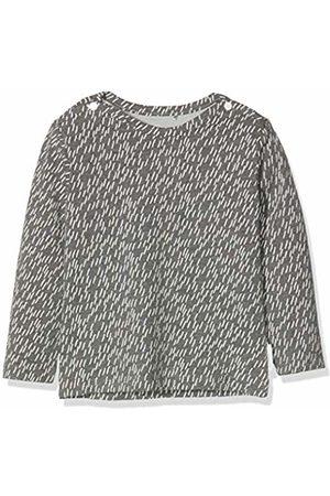 Noppies Baby U Tee Slim ls Quzhou AOP T-Shirt, ( Melange P203)