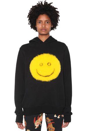 KIRIN Smile Cotton Jersey Sweatshirt Hoodie