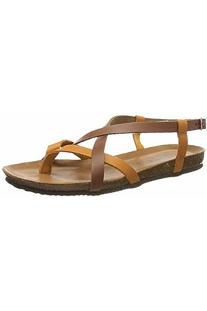 Bearpaw Women's Lucia Ankle Strap Sandals