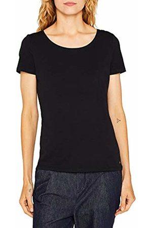 Esprit Women's 999ee1k815 T-Shirt, 001