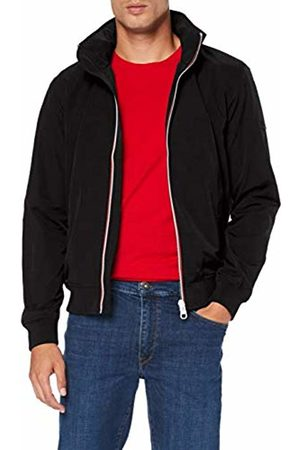Esprit Men's 089ee2g006 Bomber Jacket, 001