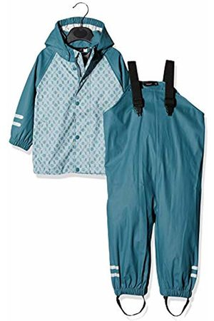 Name it Baby Boys' Nmmdry Rain Set 1fo Clothing, Arona