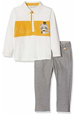 chicco Baby Boys' Completo Polo Con Pantaloni Lunghi Clothing Set