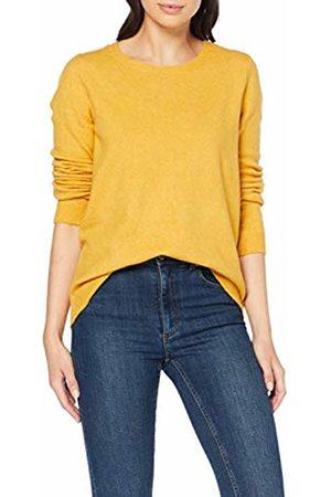 Esprit Women's 089ee1i048 Jumper, (Honey 710)