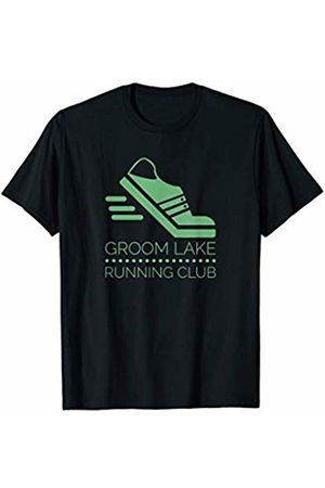 Roswell Running Club Area 51 Groom Lake Running Club T Shirt