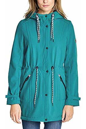 Cecil Women's 100500 Coat, Lapis 11744