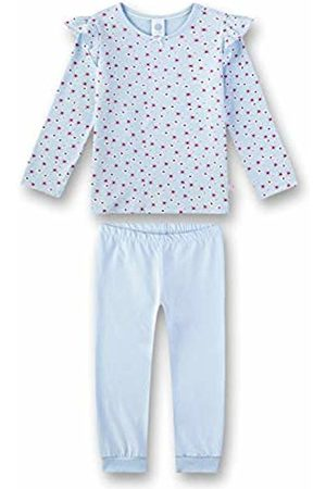 Sanetta Girl's Pyjama Set, Ice 50310