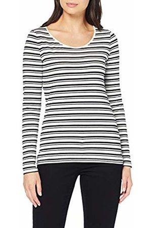 Esprit Women's 999ee1k819s Long Sleeve Top, ( 110)