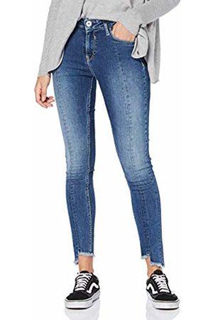 Garcia Damen Skinny Jeans Gs900714 Blau (Medium Used 4483) 34 (Herstellergröße: 26)