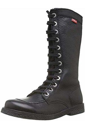 Kickers Women's Meetkiknew Slouch Boots, Sem Noir Perm 82