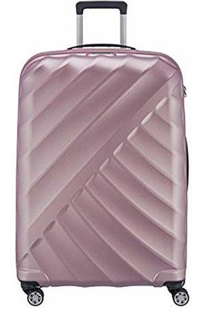 Titan ® Shooting Star Hard Shell Trolley in Cool Metallic Look in 4 Trendy Colours 77 cm - 828404-15