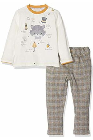 chicco Baby Boys' Completo T-Shirt Con Pantaloni Lunghi Clothing Set