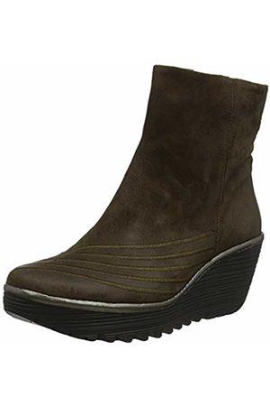 Fly London Women's YENI062FLY Chelsea Boots, /Bronze 007