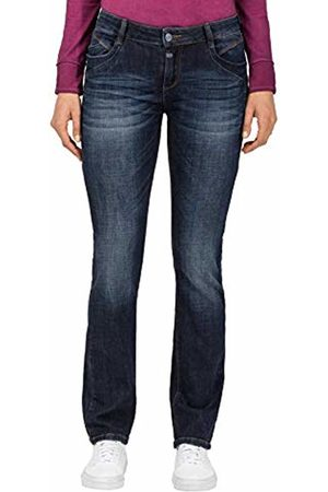 Timezone Women's Slim Seratz Straight Jeans