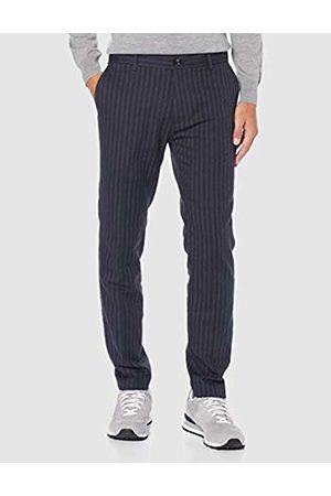 Scotch&Soda Men's Stuart-Classic Yarn-Dyed Chino Trouser