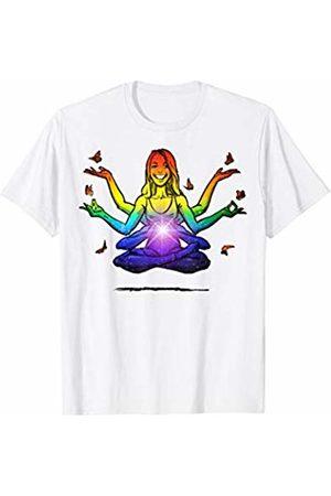KRISNU Vishnu Yoga Pose Om Karma T-Shirt