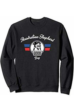 Australian Shepherd Lovers Gifts Australian Shepherd Dog Training Shirt Good Boy Sweatshirt