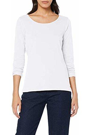 Esprit Women's 999ee1k816 Long Sleeve Top, 100