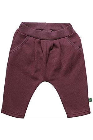 Green Cotton Baby' Sweat Pants Girl Trouser, (Plum 019231101)