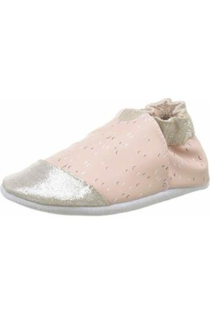Robeez Baby Girls' Party Low-Top Slippers