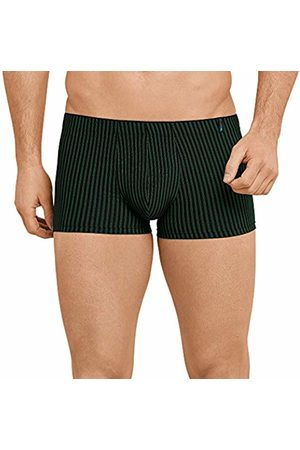 Schiesser Men's Long Life Cotton Hip-Shorts Boxer