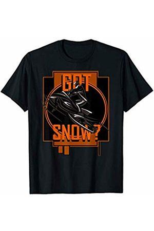 VERBAL AUTONOMY GOT SNOW TSHIRT SNOWMOBILE SPORT WINTER GAMES T-SHIRT T-Shirt