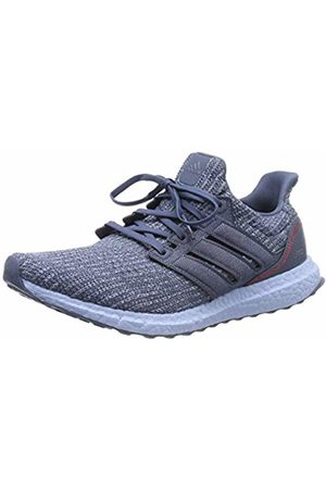 adidas Men's Ultraboost M Running Shoes, Tech Ink/Glow /Scarlet