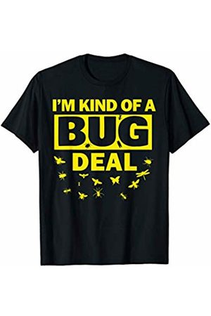 Miftees I'm kind of a bug deal I'm kind of a big deal insects pun T-Shirt