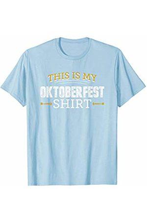 Oktoberfest Apparel by BUBL TEES This Is My Oktoberfest T-Shirt