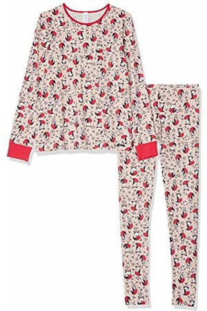 Skiny Girls Pyjamas - Cosy Night Sleep Girls Pyjama Lang Sets