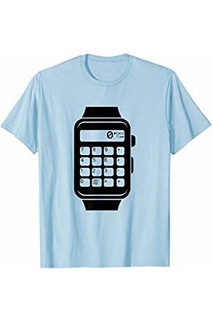 !RALUPOP 80s Watch | Funny Vintage CALCULATOR WATCH T-Shirt