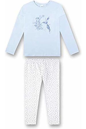 Sanetta Girl's Pyjama Set, Ice 50310