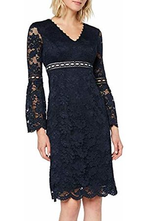 Apart Women's Lace Party Dress, Midnightblue