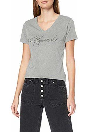 Kaporal 5 Women's XILL T-Shirt, W11 Medgrm