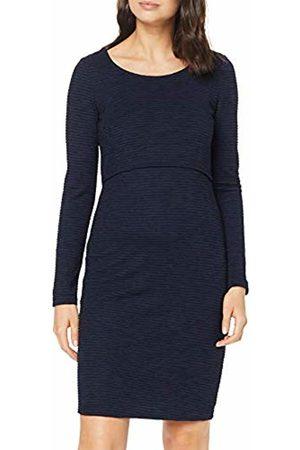 Noppies Women's Dress Nurs Ls Zinnia (Night Sky P)