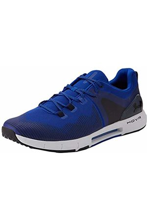 Under Armour Men's HOVR Rise Fitness Shoes, Halo Gray/Royal 401
