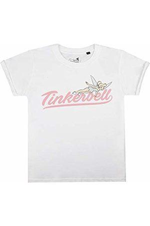 Disney Girl's Team Tinkerbell T-Shirt