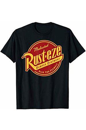 Disney Pixar Cars Rusteze Vintage Logo T-Shirt