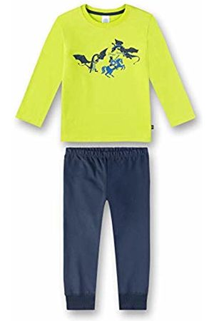 Sanetta Boy's Pyjama Set, Lime 4505