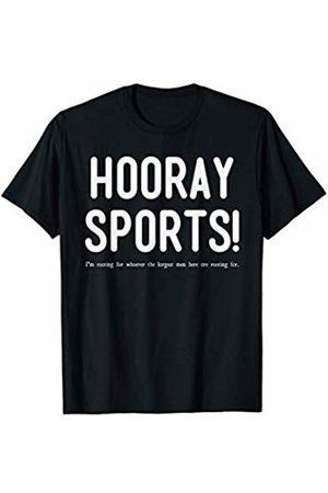 Weartout Hooray Sports! Sportsball Shirt T-Shirt