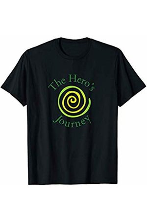 Jimmo Designs Hero's Journey To Higher Self Spiritual T-Shirt