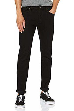 Jack & Jones Men's Jjimike Jjoriginal Am 816 Loose Fit Jeans, Denim