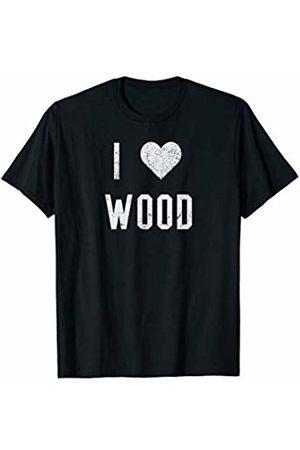 Iheart Wood T-Shirt