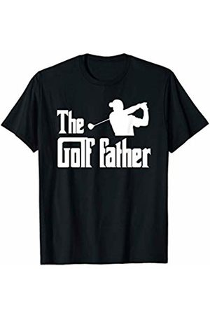 Funny Golf Christmas Gift The Golf Father T-Shirt