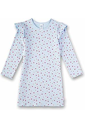 Sanetta Girl's Nachthemd Nightie, Ice 50310
