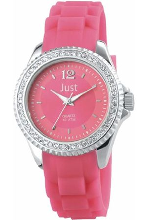 Just Watches Ladies 'Watch XS Analogue Quartz Rubber ~ 48 S3858 RO