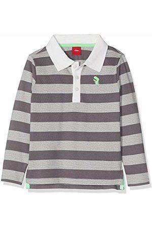 s.Oliver Baby Boys' 65.908.35.5934 Polo Shirt, ( Melange Knittedstripe 94g1)