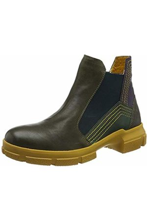 Think! Women's Iaz_585134 Chelsea Boots, ((Rosmarin/Kombi 65)